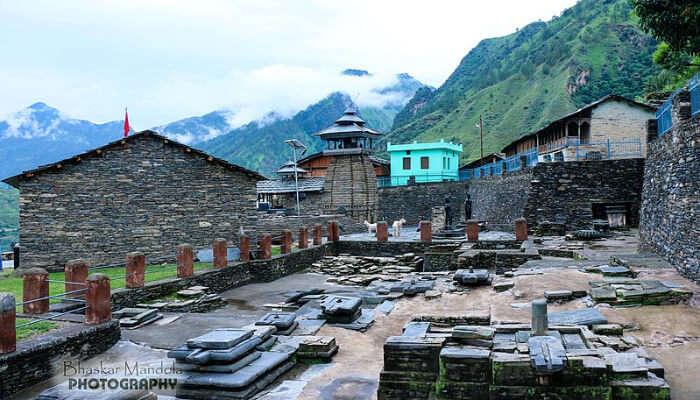 Spiritual Shrine