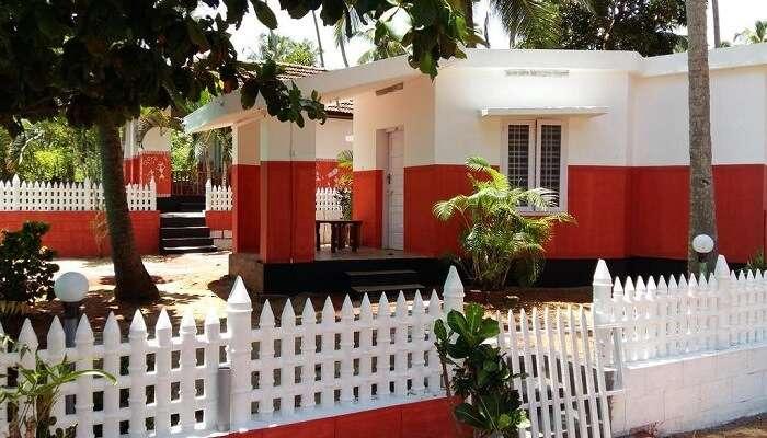 M R Beach &Cottages