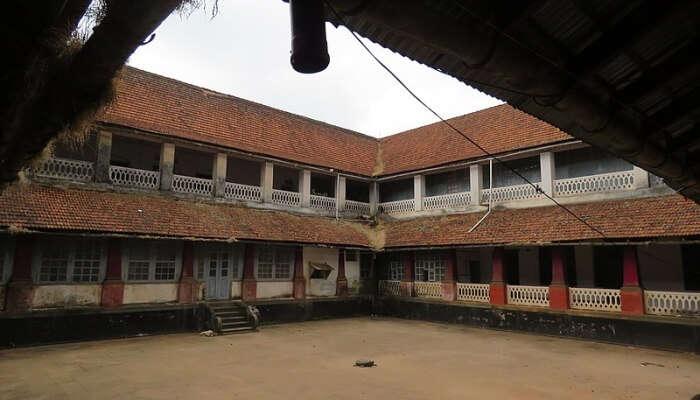 Madikeri Fort View