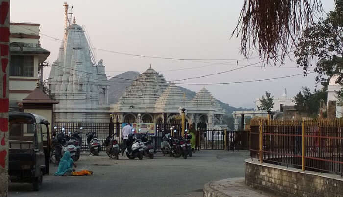 Temple Dedicated to Lord Shiva