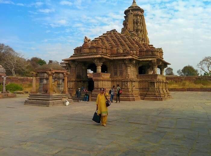 Temples in Chittorgarh