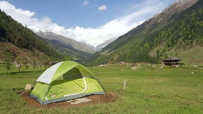 mountaintop of the Himalayas