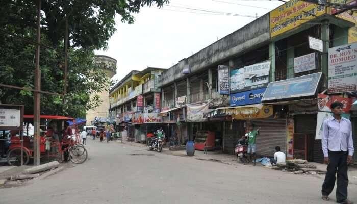 mall road