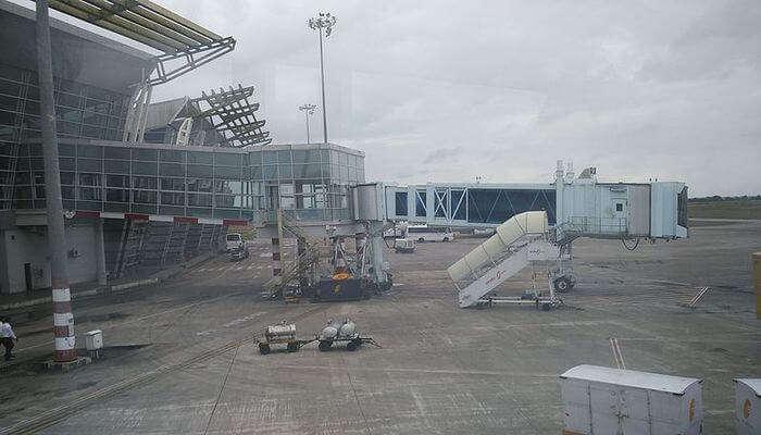 Mangalore Airport View
