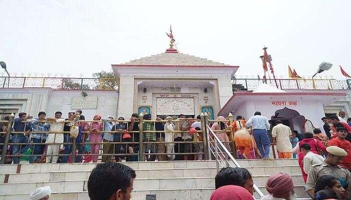 Mata Naina Devi Ropeway