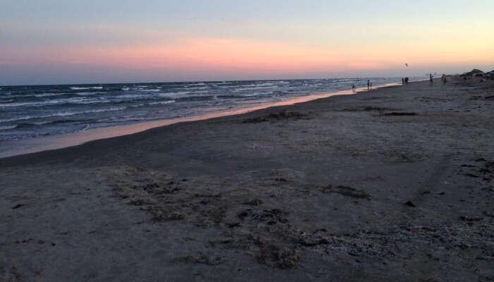 Evening Beachside