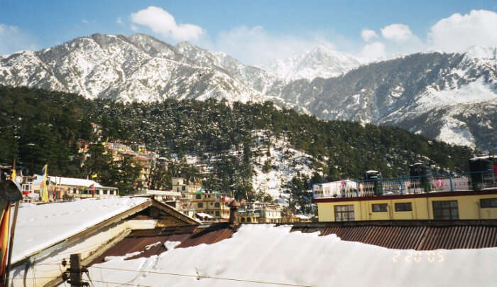 Town in Himachal
