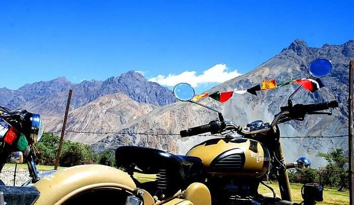 enjoy adventure activities in ladakh