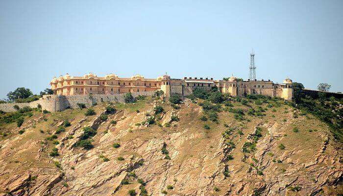 Nahargarh Fort of Jaipur