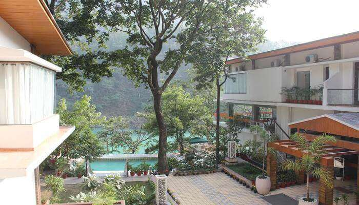 Best Resort of Rishikesh