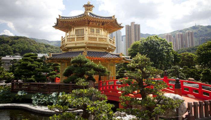 Nan Lian Garden In Hong Kong
