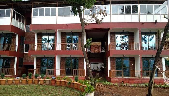 Nandanvan Homestay