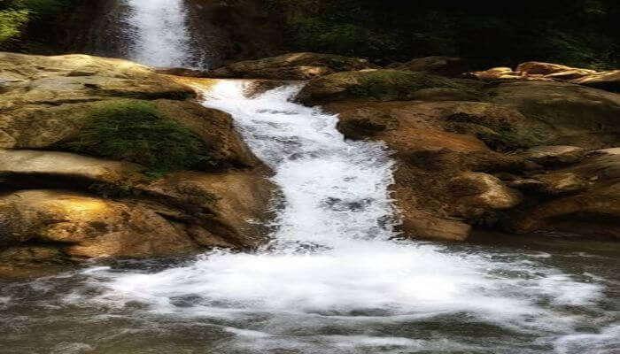 Best Waterfall of Rishikesh