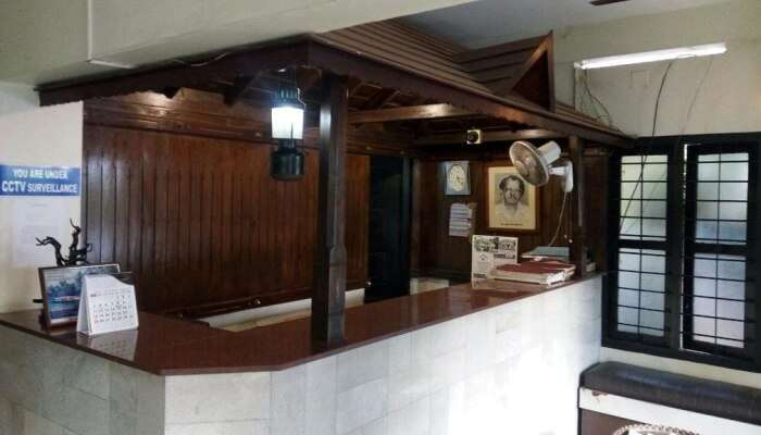 Nellimoottil Guest House In Kottayam