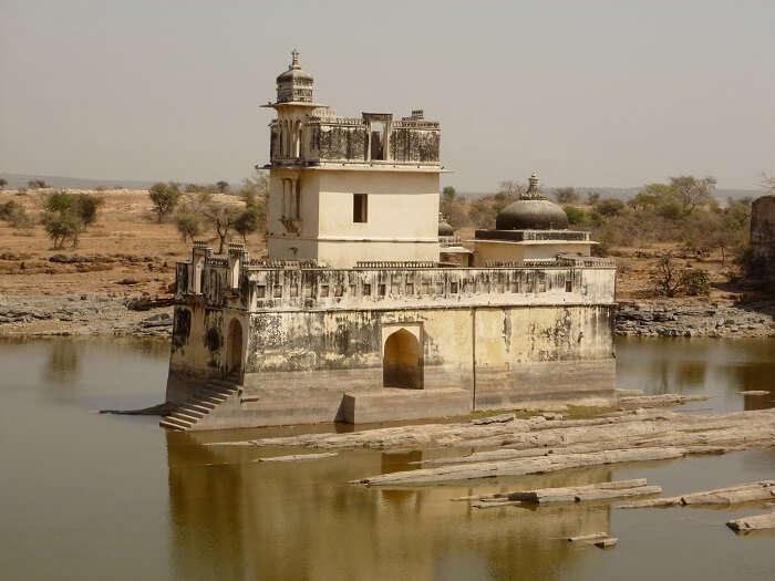 Palace in Chittorgarh