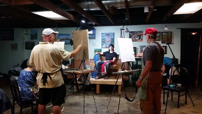 A Painting Workshop