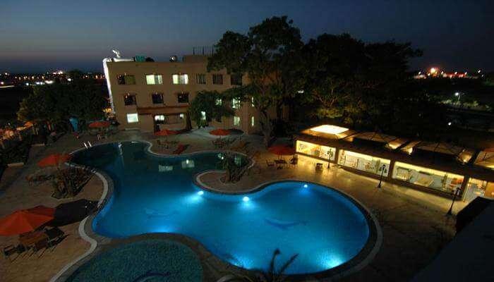 Papyrus Port Resort Near Hyderabad