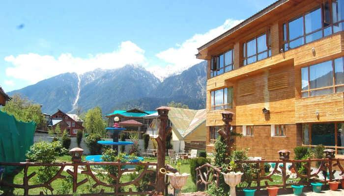 Paradise Inn in Pahalgam