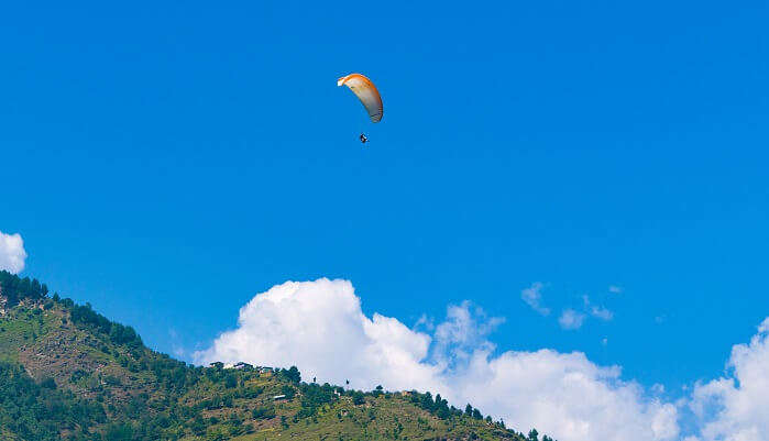 Paragliding is Adventure Sports