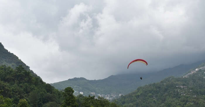 Sikkim Adventure Activity