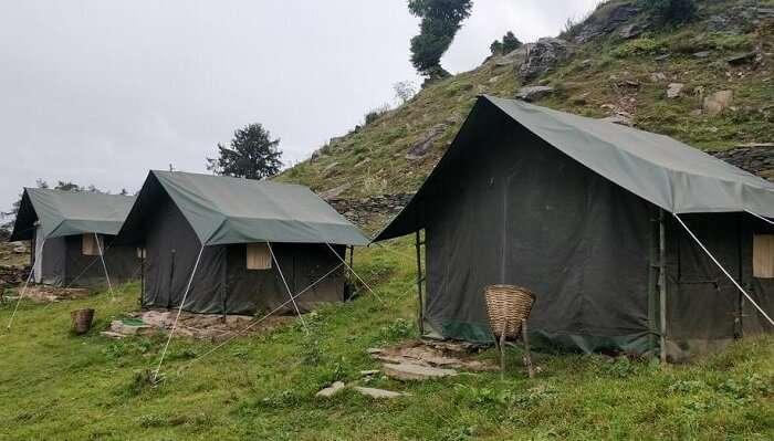 Parashar Adventure Camps