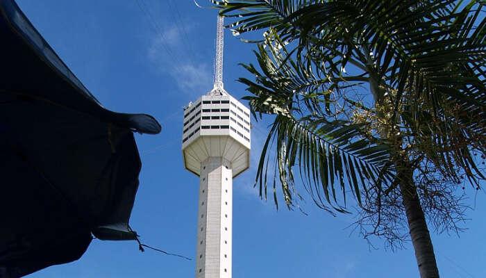 Pattaya Park Tower Jump