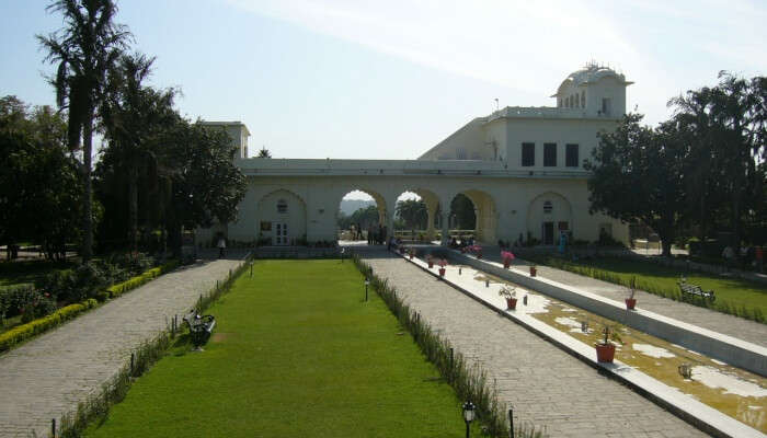 Pinjore Gardens View