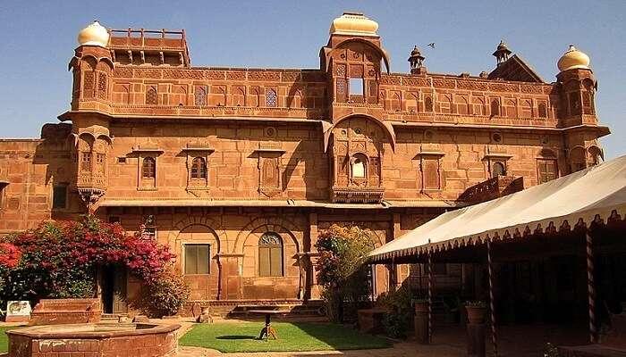 Pokaran Fort jaisalmer