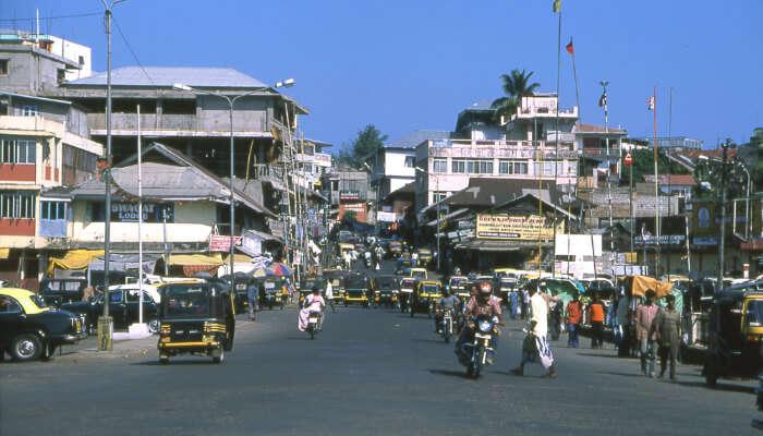 Port Blair Streets