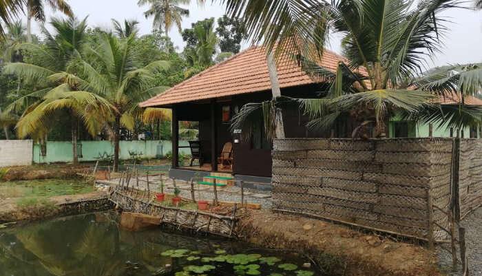 View of Pranavam Resorts