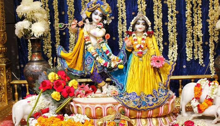 Most Beautiful Temples of Vrindavan