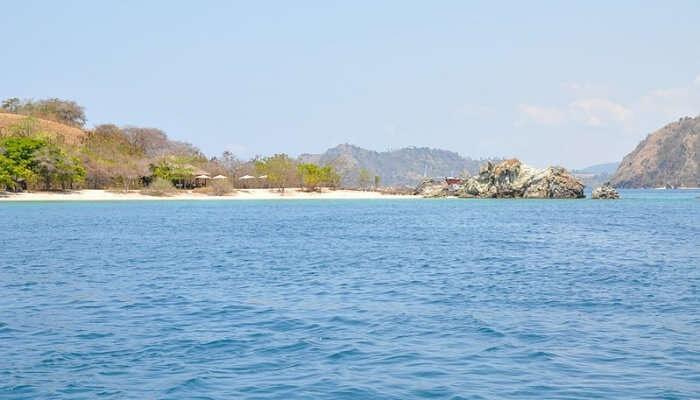 Pulau Bidadari Near Jakarta