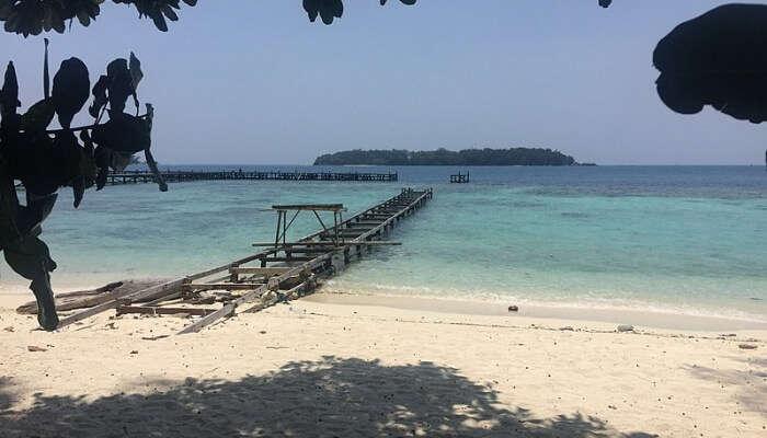Pulau Sepa Near Jakarta
