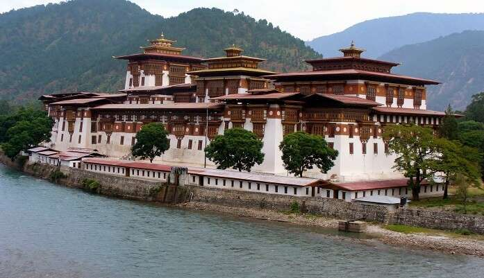 most famous and oldest temples in Bhutan
