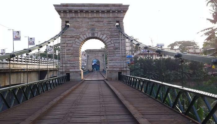 bridge of punalur