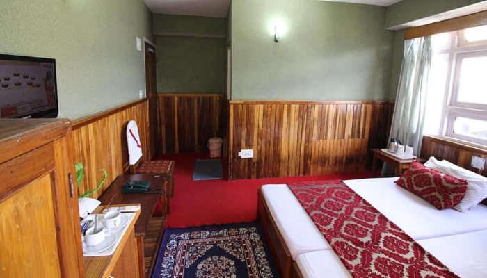 Rabdentse Residency, Pelling