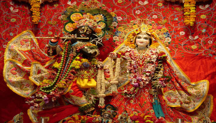 Radha Vallabh Mandir