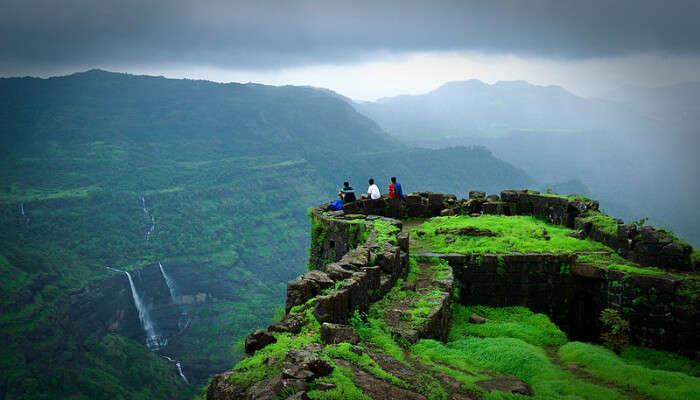 Trekking In Rajmachi