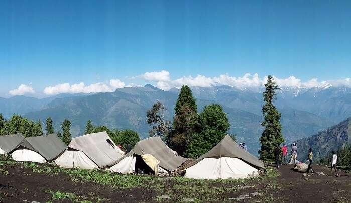 rigorous treks, steep mountains