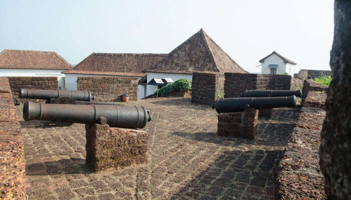 Oldest Fort