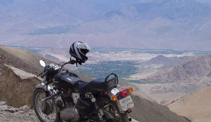exhilarating ride