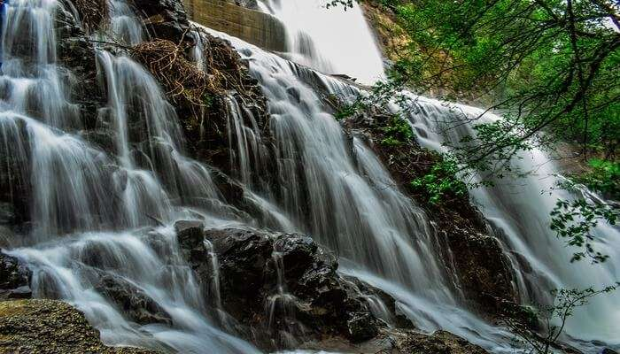 Beautiful Waterfalls in Sikkim