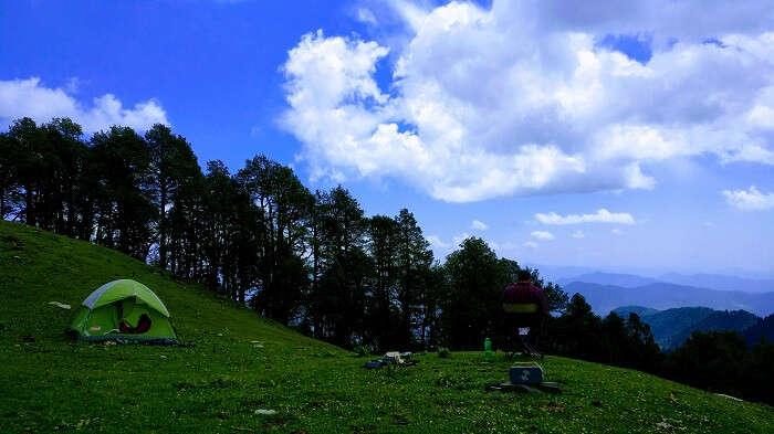 Rudranag falls