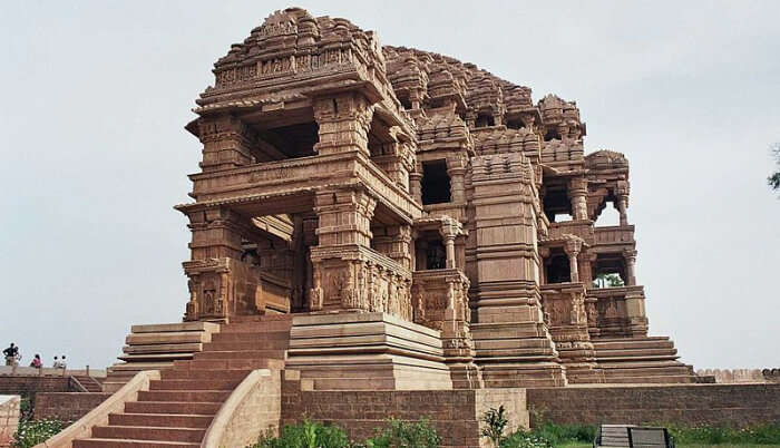 Sahastrabahu Temple in Udaipur