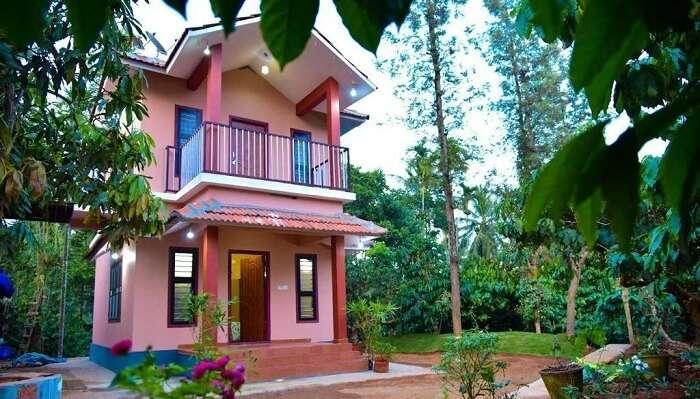 Sahyadari Homestay In Kalpetta