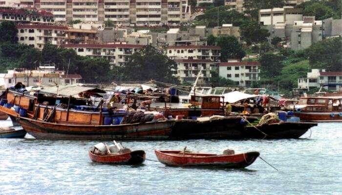 Sai Kung In Hong Kong