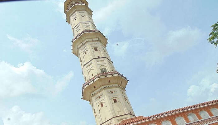 Sargasuli Tower In Jaipur