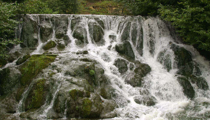 Waterfall in Dalhousie