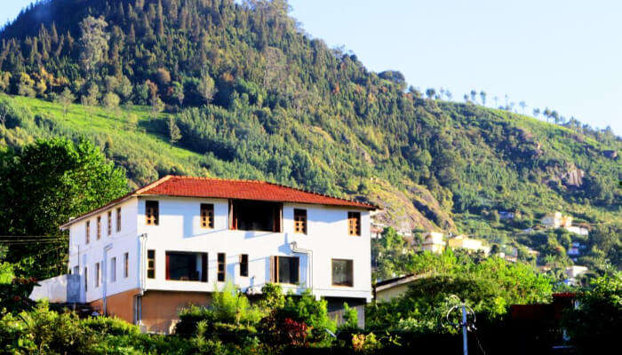 Satya Anand Cottage in Coonoor