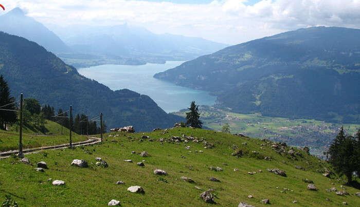 \Wonderful View in Interlaken